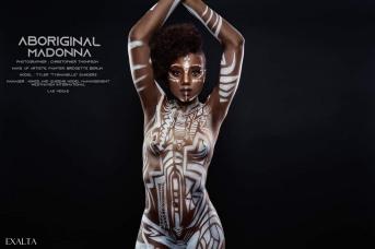 Aboriginal Madonna-001